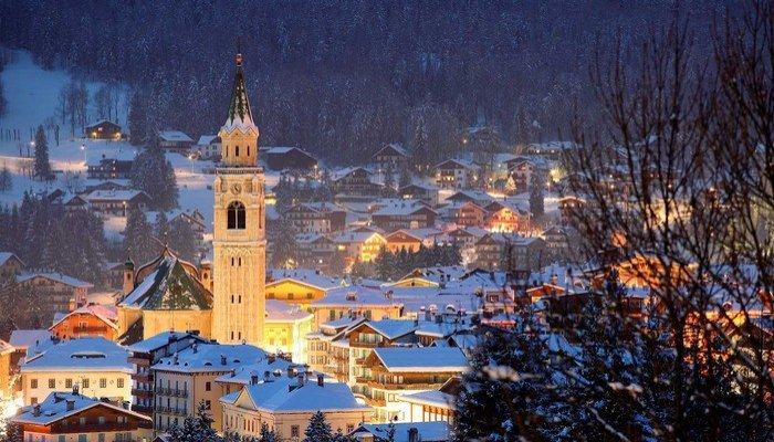Hotel 3* Cortina d`Ampezzo 2386