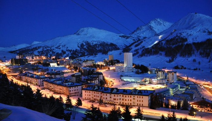 Hotel 3* a Sestriere 2482