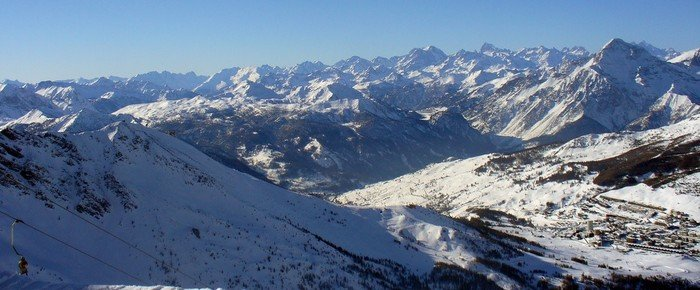 Hotel 3* a Sestriere 2486