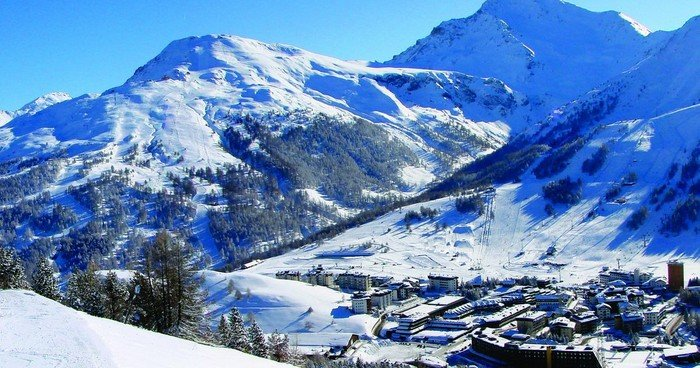 Hotel 3* a Sestriere 2488
