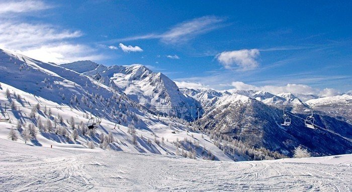 Hotel 3* a Sestriere 2490
