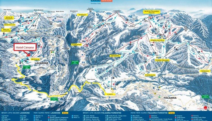 Caminetto Mountain Resort 2852