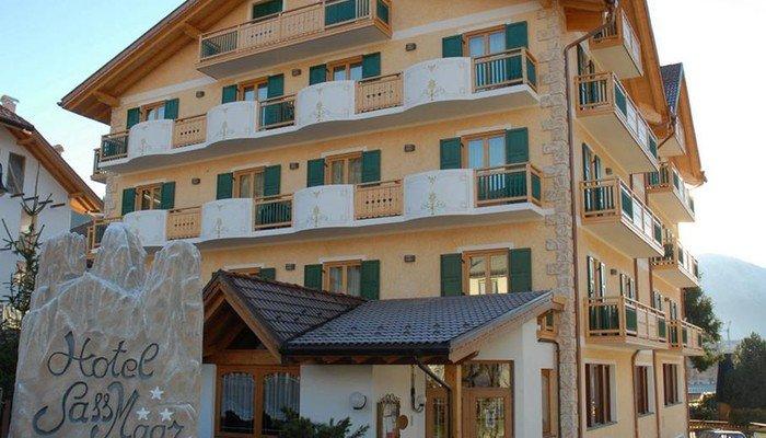 Hotel Sass Maor 5327