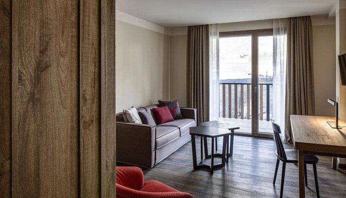 Grand Hotel Courmayeur Mont Blanc 5800