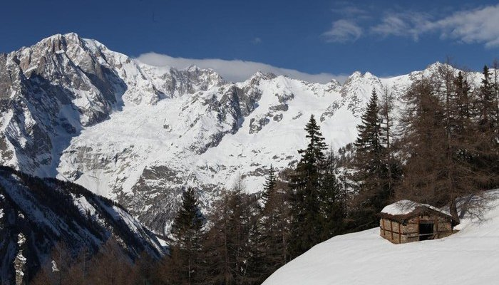 Grand Hotel Courmayeur Mont Blanc 5805