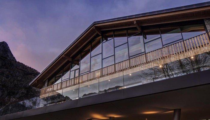 Grand Hotel Courmayeur Mont Blanc 5812