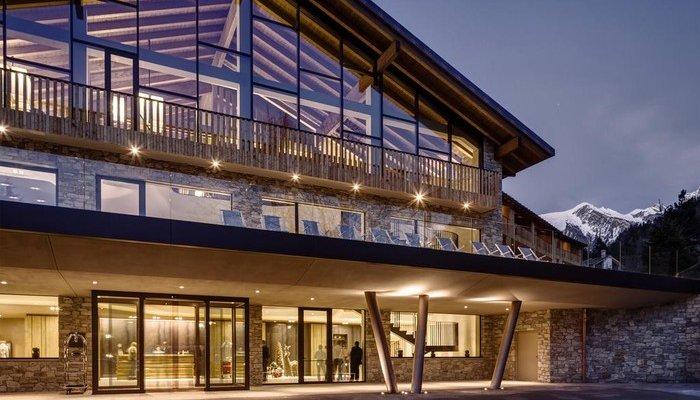 Grand Hotel Courmayeur Mont Blanc 5820