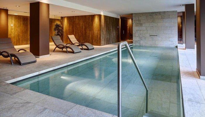 Grand Hotel Courmayeur Mont Blanc 5830