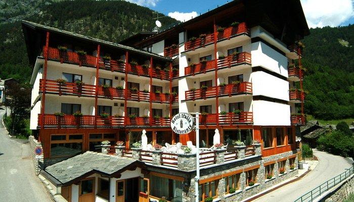 Hotel Italia 1590