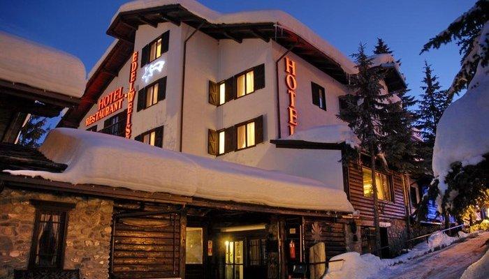 Hotel Edelweiss 1968