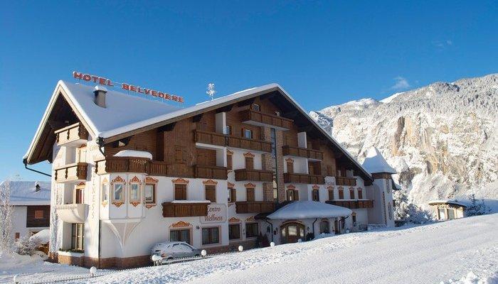 Hotel Belvedere & Paradise Club Center 2104